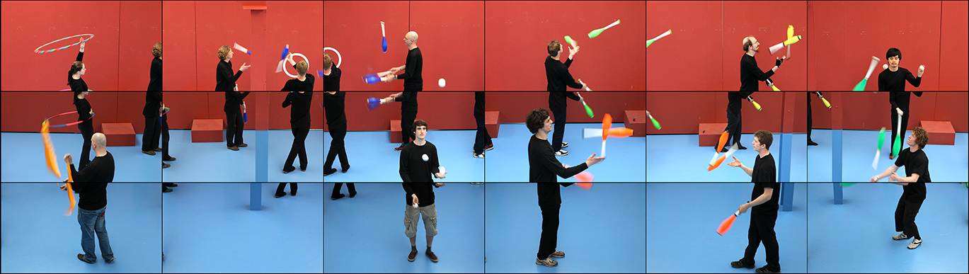 Image of The Jugglers, 2012