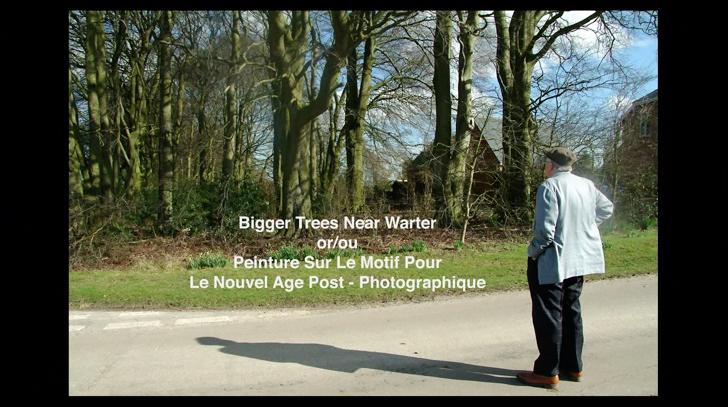 Image of Making of Bigger Trees near Warter