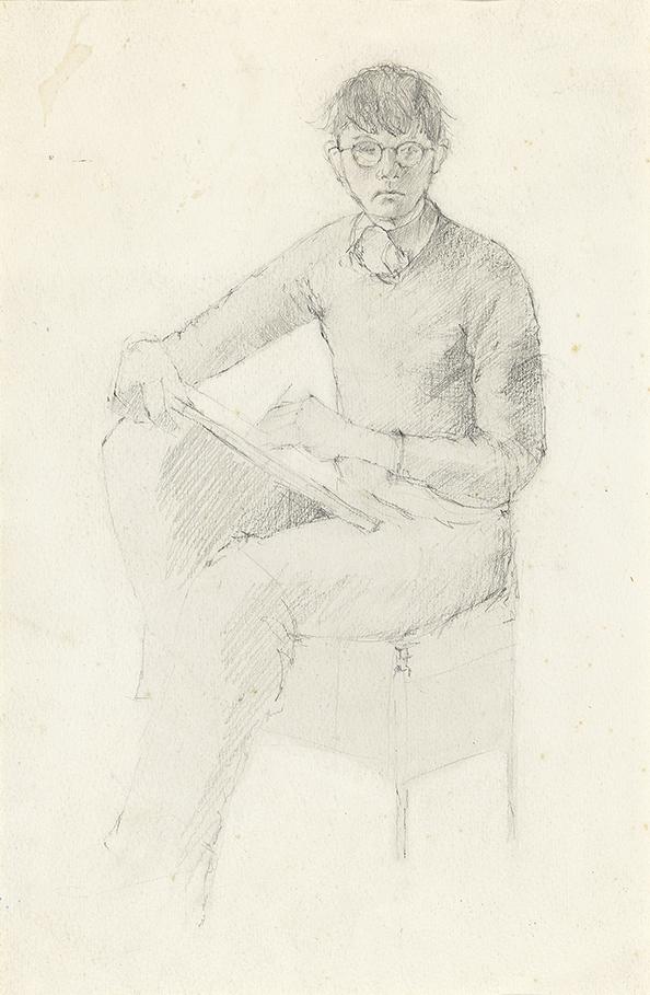 Image of Self Portrait