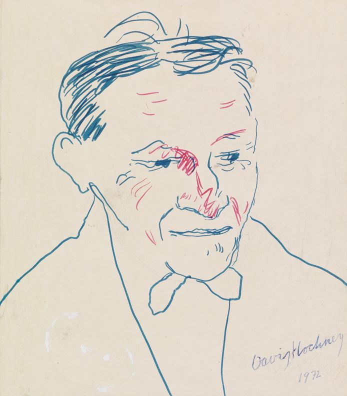 Image of Kenneth Hockney