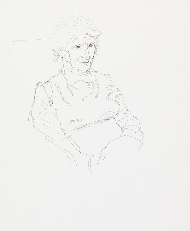 Image of Study of My Mother