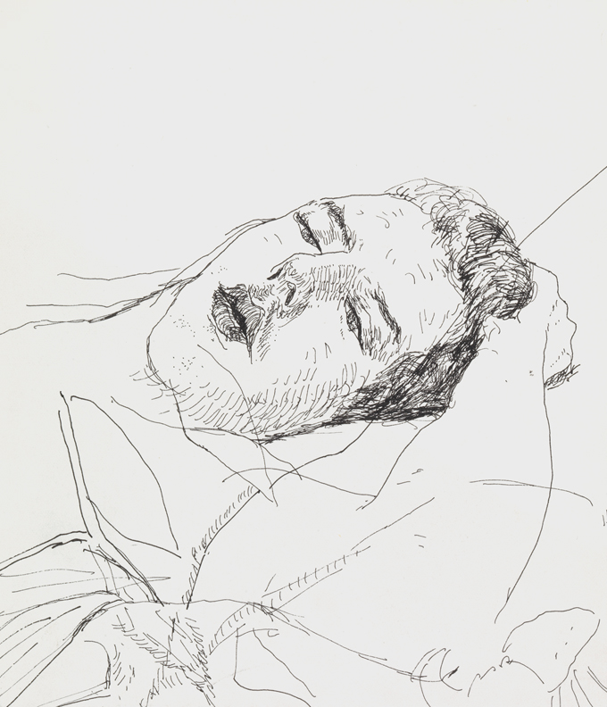 Image of Gregory Reclining Head