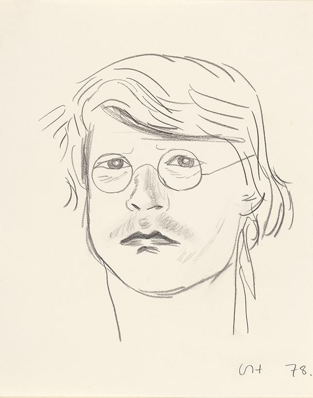 Image of Self Portrait I
