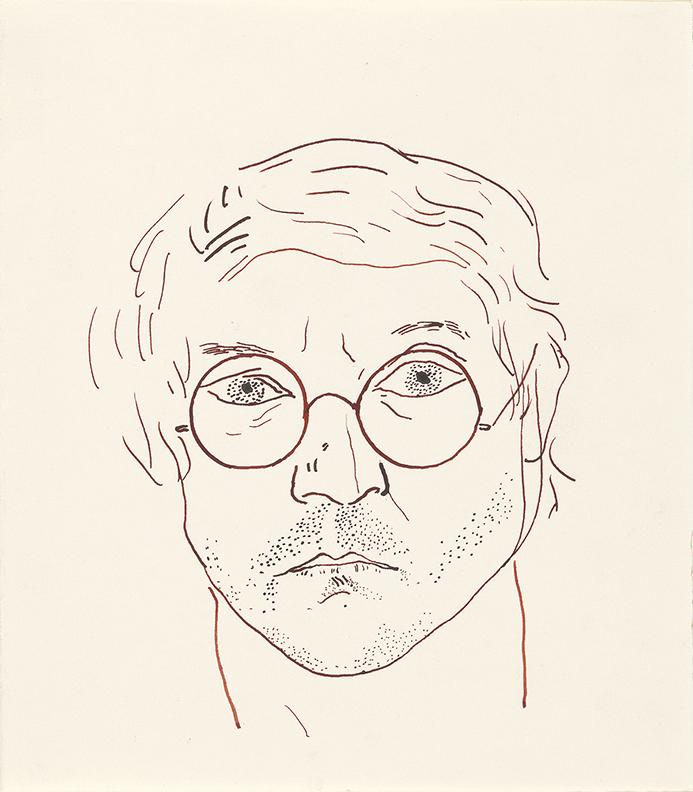 Image of Self Portrait II