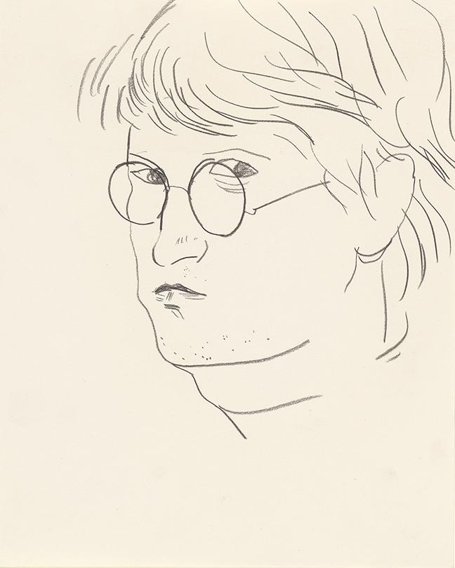 Image of Self Portrait III