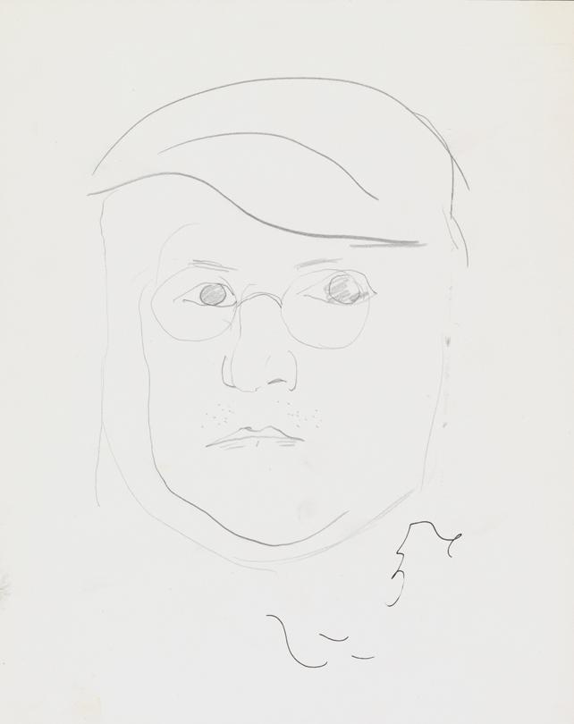 Image of Self Portrait V