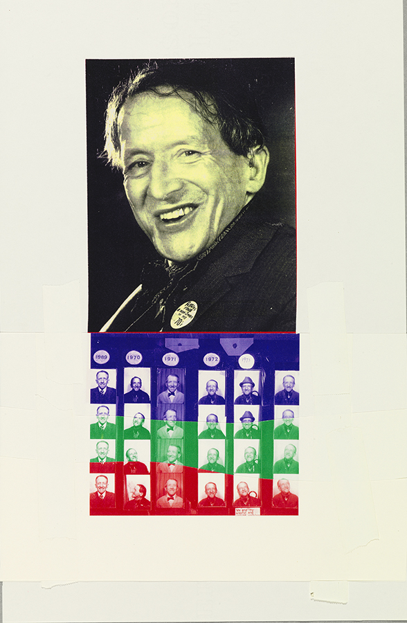 """Image of Cover for """"Kenneth Hockney Archive Book""""  (A Book by: John Hockney as a Tribute)"""