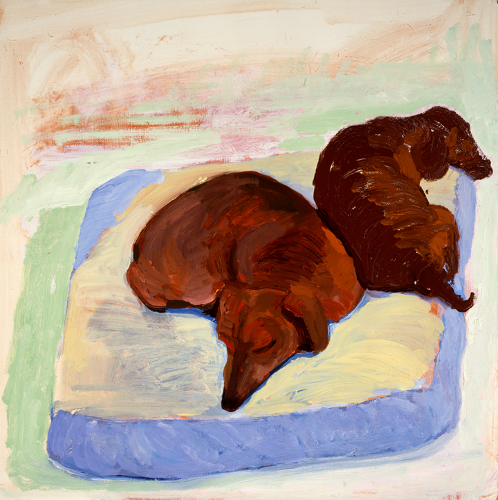 Image of Dog Painting 2, 1994
