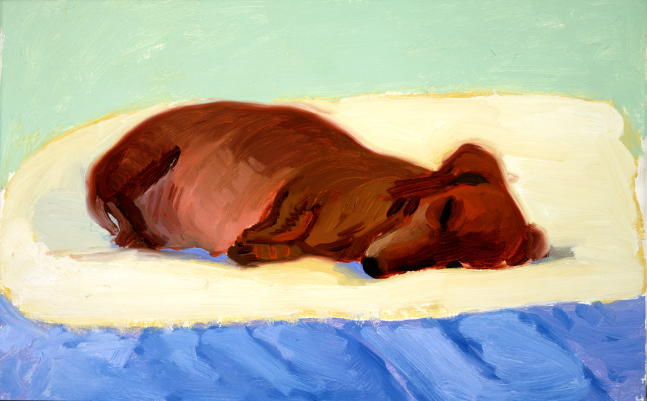 Image of Dog Painting 8, 1995