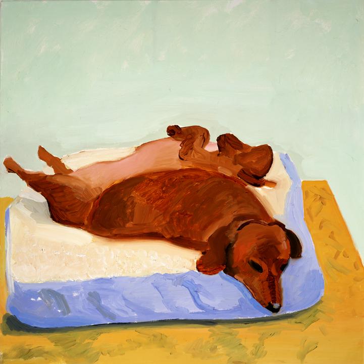 Image of Dog Painting 10