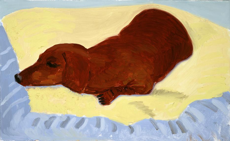 Image of Dog Painting 29, 1995