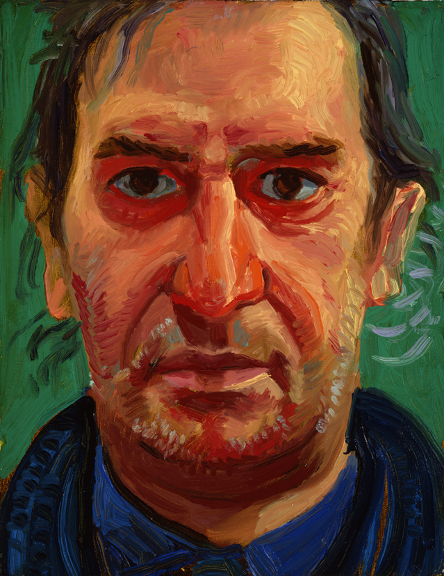 """Image of Jonathan Silver, January 3, 1997 from """"Portrait Wall"""""""