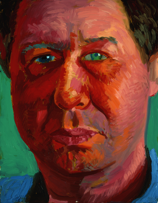 """Image of Don Cribb, February 5, 1997 from """"Portrait Wall"""""""