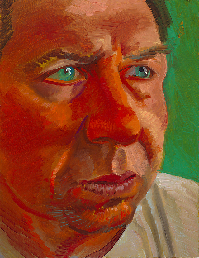 """Image of Don Cribb, February 7, 1997 from """"Portrait Wall"""""""
