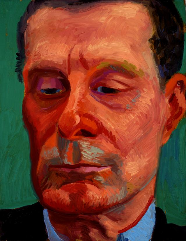 "Image of Arthur Lambert, February 10, 1997 from ""Portrait Wall"""