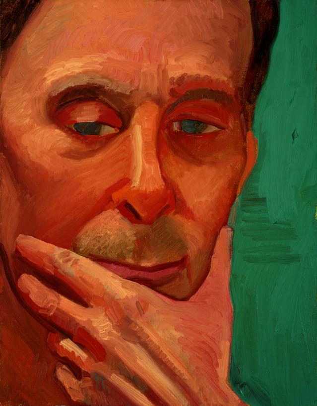 "Image of Arthur Lambert, February 13, 1997 from ""Portrait Wall"""