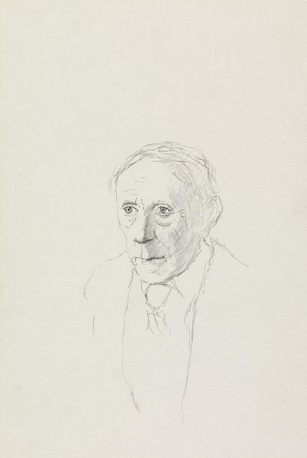 Image of Ken Wathey I. Bridlington. 30th April 1999 (& Verso)