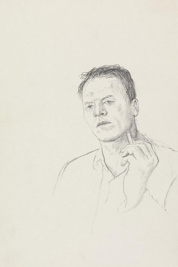 Image of David Graves I. Bridlington. 30th April 1999