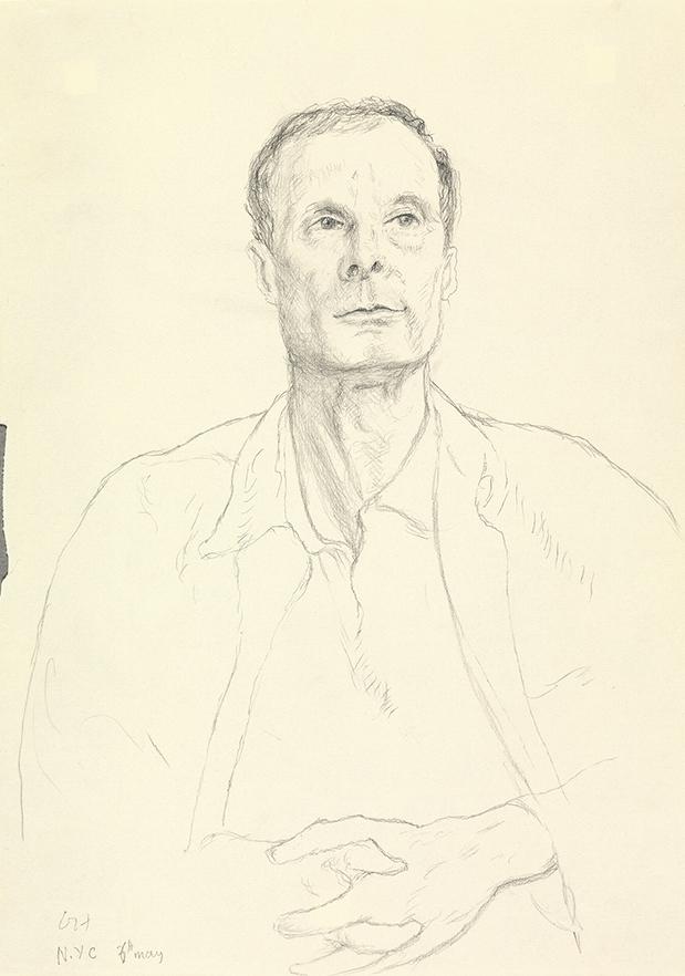 Image of Arthur Lambert. New York. 6th May 1999