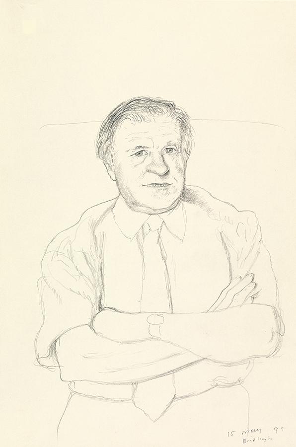 Image of Paul Hockney I. Bridlington. 15th May 1999