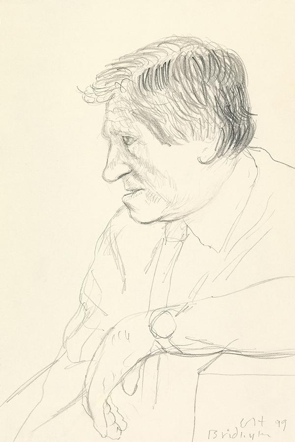 Image of Paul Hockney II. Bridlington. 15th May 1999