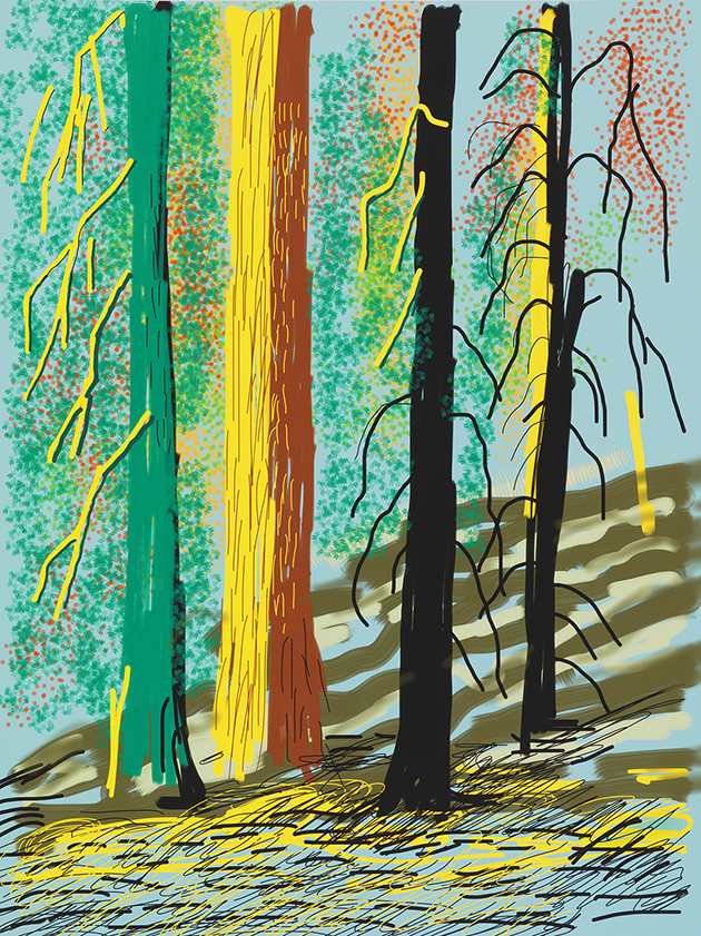 "Image of Untitled No. 7 from ""The Yosemite Suite"", 2010"