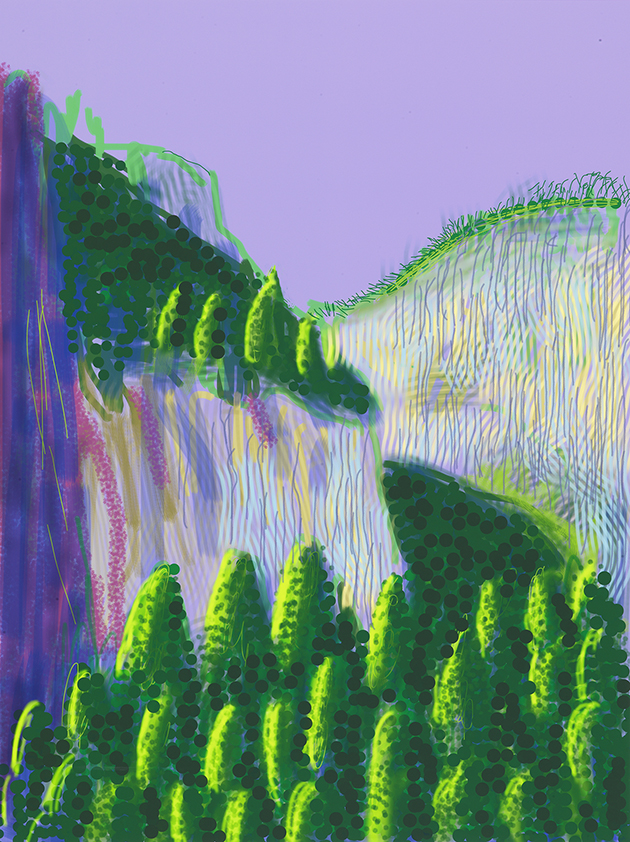 """Image of Untitled No. 11 from """"The Yosemite Suite"""""""