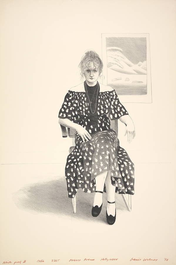 Image of Celia, 8365 Melrose Avenue, Hollywood