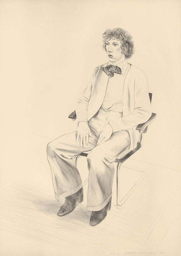 Image of Gregory Evans