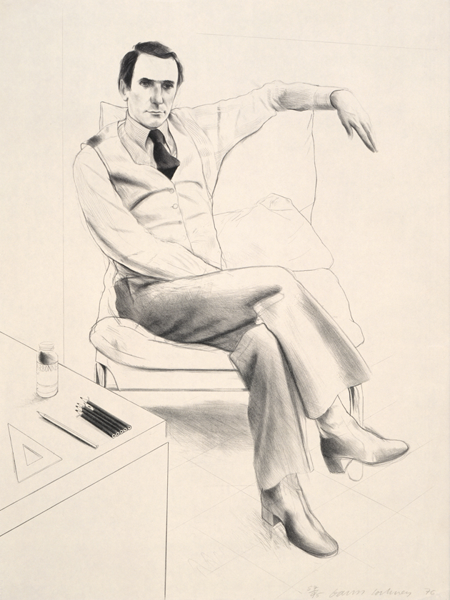Image of Nicholas Wilder