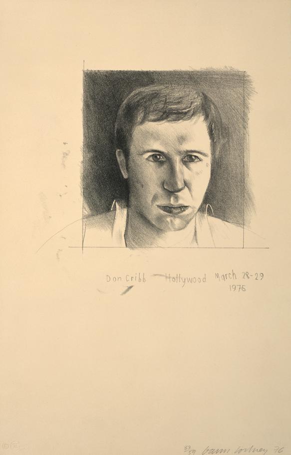 Image of Donald Cribb
