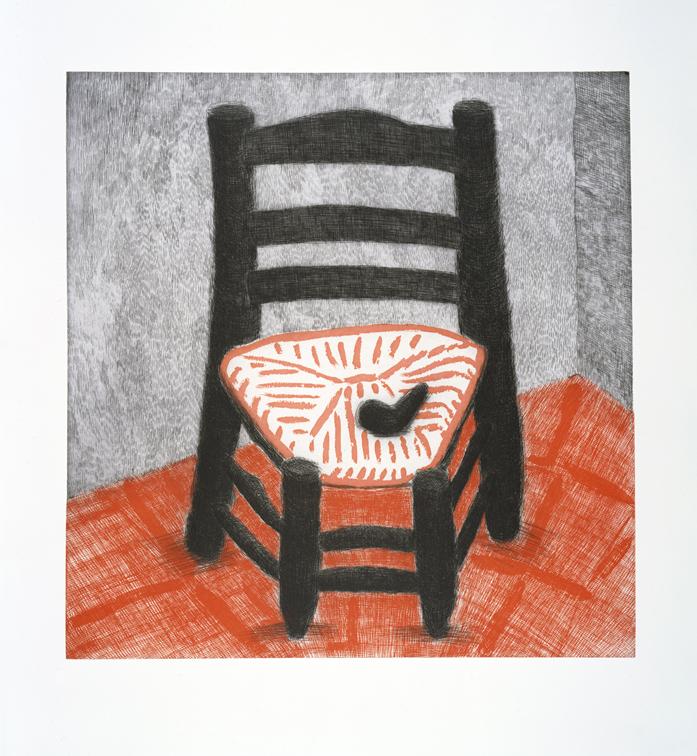 Image of Van Gogh Chair (Black)