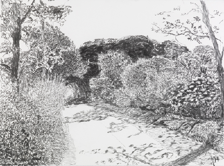 """Image of Woldgate, 11-12 May from """"The Arrival of Spring in 2013 (twenty thirteen)"""""""
