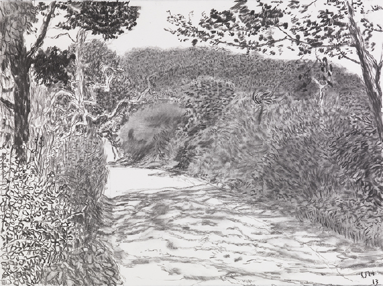 """Image of Woldgate, 16 May from """"The Arrival of Spring in 2013 (twenty thirteen)"""""""