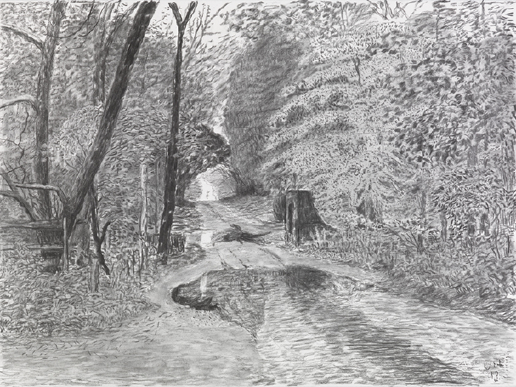 """Image of Woldgate, 18-19 May from """"The Arrival of Spring in 2013 (twenty thirteen)"""""""
