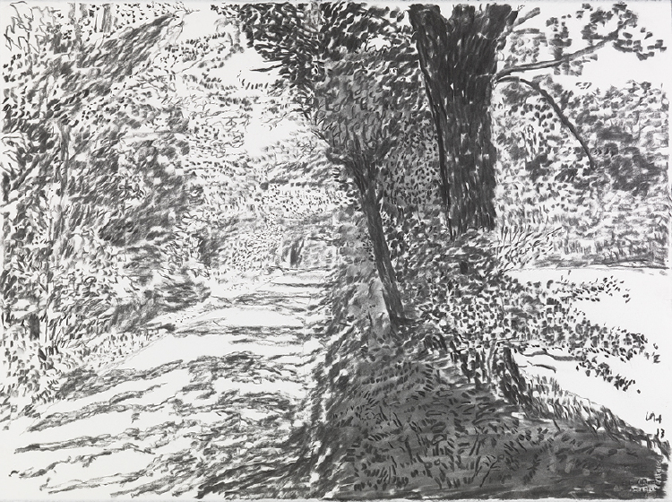 """Image of Woldgate, 26 May from """"The Arrival of Spring in 2013 (twenty thirteen)"""""""
