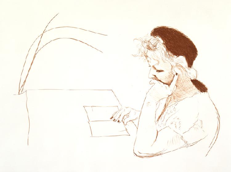 Image of Celia Reading