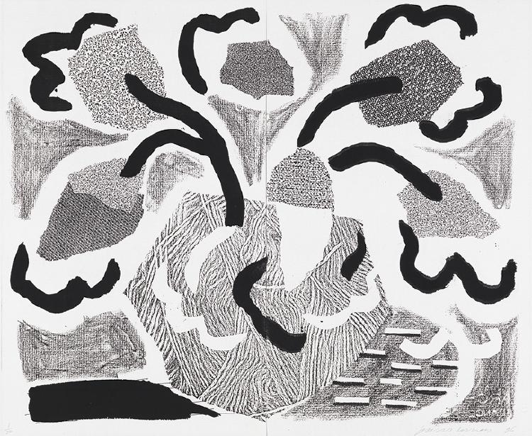 Image of Grey Blooms, May 1986