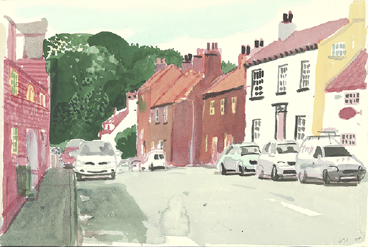 "Image of Kilham. July 2004. from ""Midsummer: East Yorkshire"""
