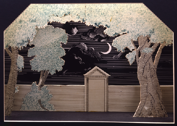"Image of Night Garden from ""The Rake's Progress"""
