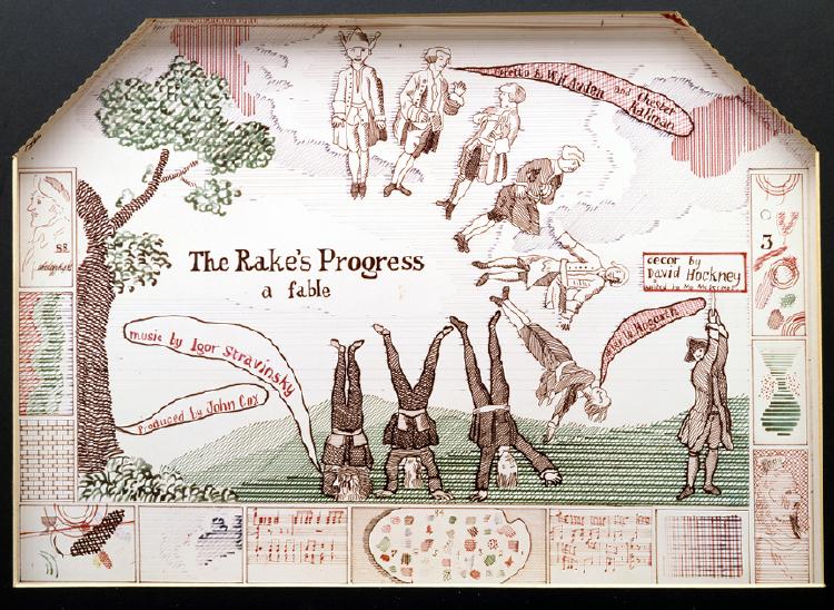 "Image of Epilogue from ""The Rake's Progress"""