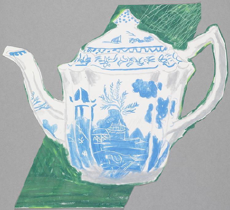 """Image of Teapot from """"L'enfant et les sortilèges"""""""