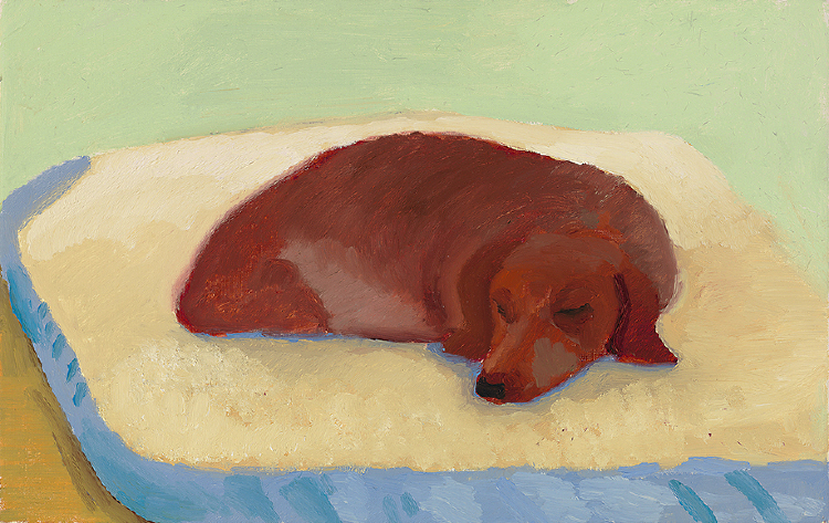 Image of Dog Painting 9