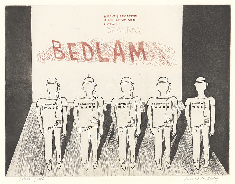 "Image of Bedlam from ""A Rake's Progress"""