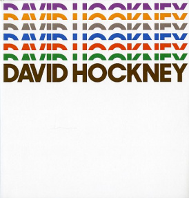 Cover of David Hockney