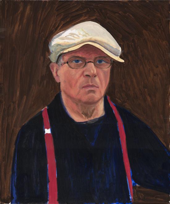 Image of 05A06 (Self Portrait in White Cap)