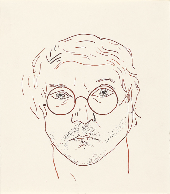 Image of 78A27 (Self Portrait II)