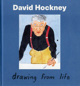 Cover of David Hockney: Drawing from Life