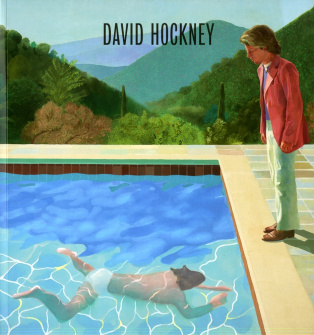 Cover of David Hockney (Softbound Edition)