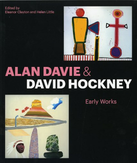 Cover of Alan Davie & David Hockney. Early Works